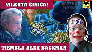 Video Tiembla Alex Backman  por fenómeno de Lopez Obrador MP3, 3GP, MP4, WEBM, AVI, FLV Mei 2018