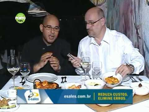 Entrevista com Maurício Fernan, Chef do Restaurante Marco's. - Bloco 3