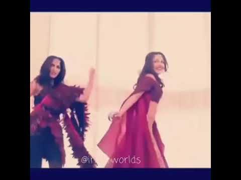 Anika Shivaay Singh Oberoi and Svetlana kapoor nagin dance