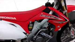 9. 2011 Honda Crf250r Factory Connection Suspenion For Sale