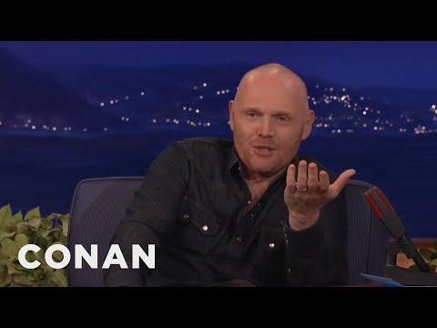 Bill Burr Canada Is Not Some PostRacial Paradise   CONAN on TBS