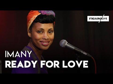 Tekst piosenki Imany - Ready for love po polsku