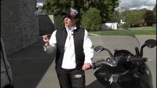5. BMW C600 Sport Motorcycle Experience Road Test
