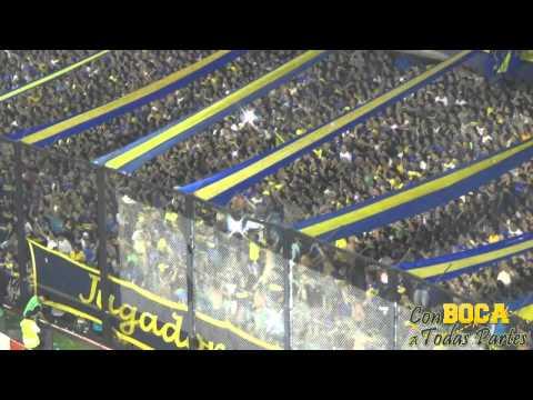 Video - La Copa que perdieron las gallinas - La 12 - Boca Juniors - Argentina