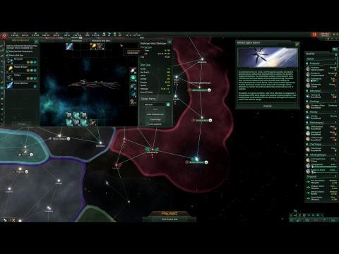 Stellaris Megacorp - Trotskayacorps - Live/4k/UHD - E28 Stupid sexy pirates!