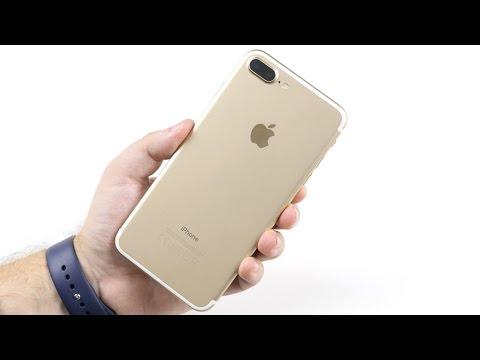 iPhone 7 Plus: распаковка и первое впечатление X2 (видео)
