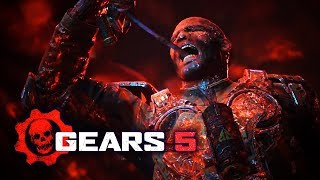 11 Minutes Of Gears 5: Mutator Escape Official Gameplay | E3 2019