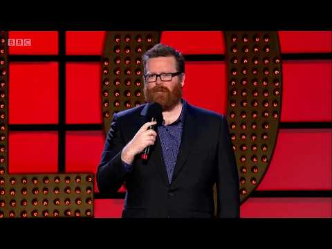 Stand-up comedy: Frankie Boyle. Not viewable in UK/Ireland. Apr 2015