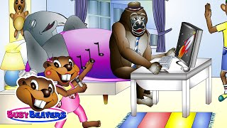 """Bedroom Test"" (Level 1 English Lesson 34) CLIP - Teach Kids English, Child Education, Learn ESL"