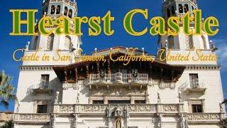 San Simeon (CA) United States  city photos : Hearst Castle, Castle in San Simeon, California, United States