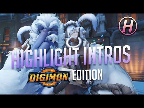 鬥陣特攻的Highlight換裝秀第二彈