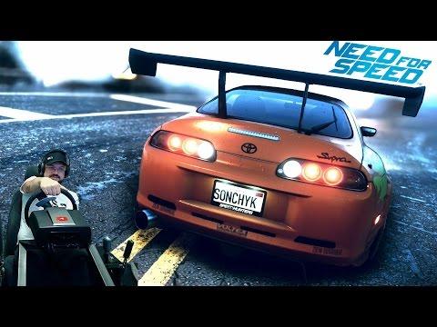 Пилим новый корч и раздаём угла Need for Speed 2015/2016