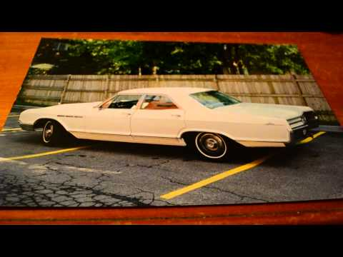 1965 BUICK LESABRE CUSTOM SEDAN – 8X12 PHOTO