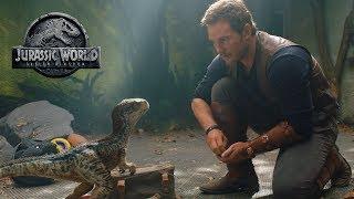 VIDEO: JURASSIC WORLD: FALLEN KINGDOM – Trailer Tonight