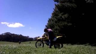 4. Suzuki Drz125L review