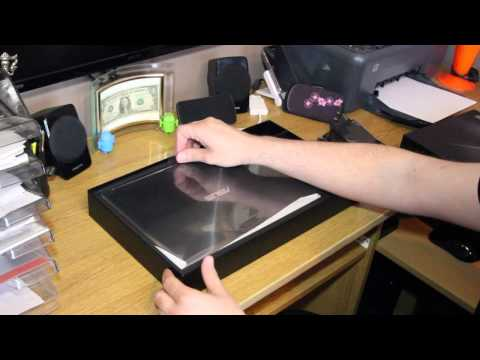 Unboxing Asus ZenBook UX32LN