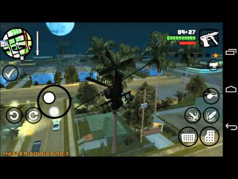 Video of JCheater: San Andreas Edition