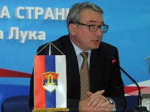 Младен Босић – ванредна прес конференција (09.02.2016.)