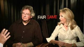 Nonton Fair Game - Exclusive: Joe and Valerie Plame Wilson Interview Film Subtitle Indonesia Streaming Movie Download
