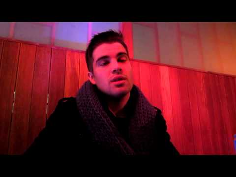 ACS - Interview with Joe Mcelderry on T1 Live!