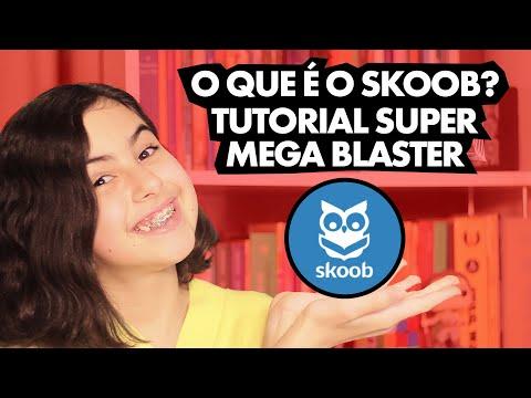 Tutorial Super Mega Blaster - App Skoob