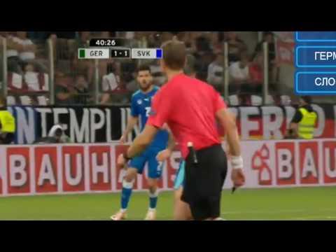 Gran gol di Hamsik contro la Germania, ecco il video