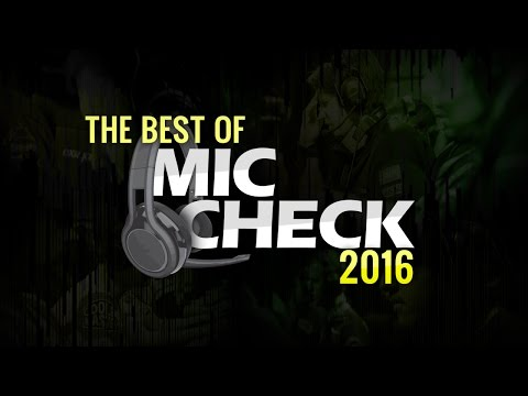 Best of Mic Check 2016 (видео)