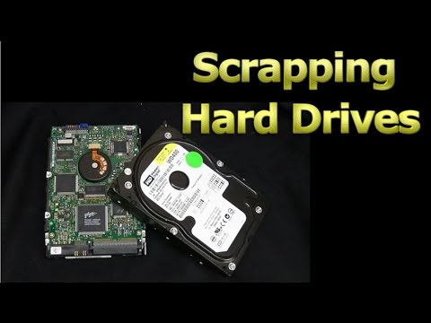 Make money with  Hard Drives