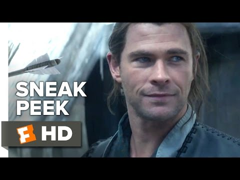 The Huntsman: Winter's War Official Sneak Peek #1 (2016) - Chris Hemsworth Action Movie HD