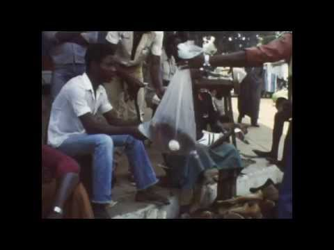 BANGUI 1981  1982 ( variétés centrafricaines 1 )