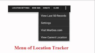 GPS Location Tracker YouTube video