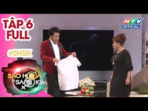 SAO HỎA SAO KIM | Trấn Thành sợ đi shopping với Hari | SHSK #6 FULL | 4/12/2018 - Thời lượng: 57:48.