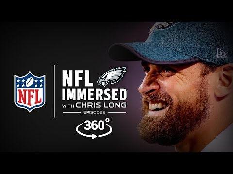Video: The Waterboys Conquer Kili ⛰️ | Chris Long Ep. 2 | NFL Immersed | 360° Video
