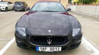 Maserati Quattroporte 4,7 GTS V8 AUTOMAT