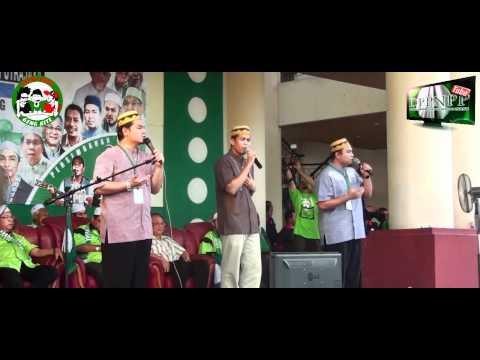 UNIC@HIMPUNAN HIJAU PENANG- DOA ROBITAH live [DPPNPenang]
