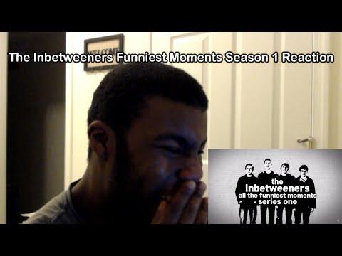 The Inbetweeners Funniest Moments Season 1 Reaction