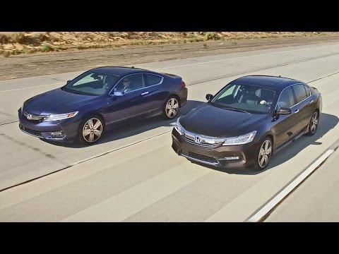 new 2016 honda accord sedan & coupe!!!