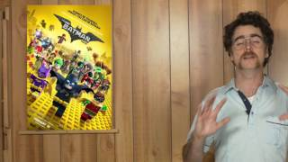 Lego Batman Movie Poster Review