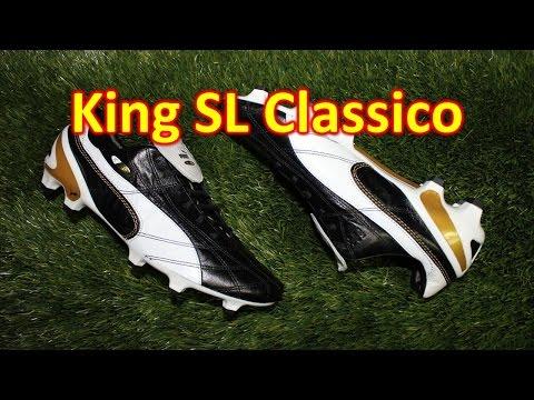 Feet - Puma King SL Classico Review + Discount Coupon Codes http://soccerreviewsforyou.com/2014/12/puma-king-sl-classico-review/ Go to http://soccerreviewsforyou.com/ to see full written reviews...