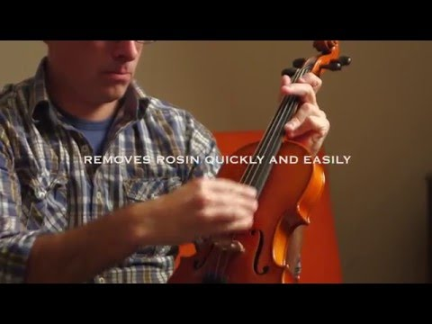 Video - The String Cleaner for Violin and Viola | SCV1