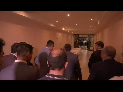 ՈՒՂԻՂ. ՀՖՖ արտահերթ ժողով՝ նախագահի եւ գործկոմի ընտրության հարցով. - DomaVideo.Ru