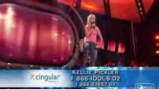 Kellie Pickler American Idol Performances