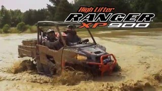 3. New 2016 Polaris® Sportsman® 850 High Lifter Edition Orange Madness For Sale near Birmingham, AL