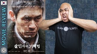 Nonton Memoir Of A Murderer   Movie Review Film Subtitle Indonesia Streaming Movie Download