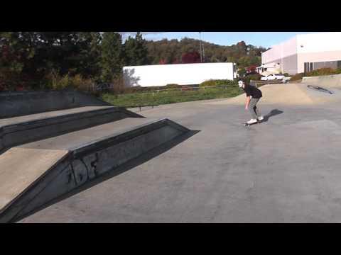 Roseburg Skatepark Halloween 2011