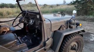Video Mitsubishi J25 Japanese Military Jeep MP3, 3GP, MP4, WEBM, AVI, FLV Juni 2019