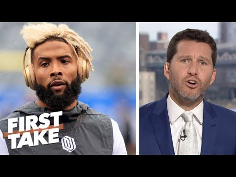 Odell Beckham's comments about teammates come off as 'immature' - Will Cain | First Take