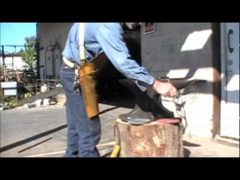 how to repair an anvil