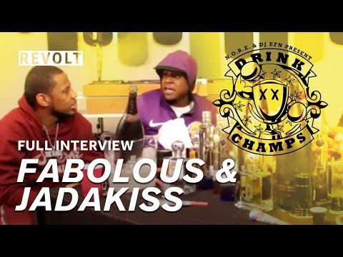 Fabolous and Jadakiss | Drink Champs (Full Episode) (видео)