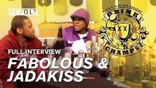 Download Lagu Fabolous and Jadakiss | Drink Champs (Full Episode) Mp3